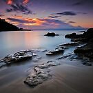 Rocks of Gordon's Bay by Mark  Lucey