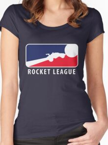 Major League Rocket League Women's Fitted Scoop T-Shirt