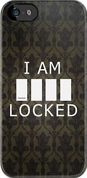 Sherlocked (empty variant) by huckblade