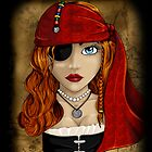 Pirate Chick by Angela Pritchard