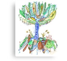 Tree of Life 2 Canvas Print