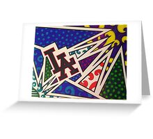 City of Angels Greeting Card