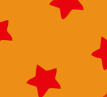 4 Star Dragon Ball Sticker