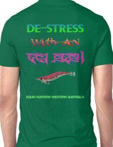 De-Stress With An Egi Sesh Unisex T-Shirt