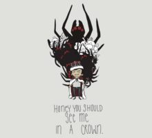 Moriarty: You should see me in a crown by ShrlckShvrnshke
