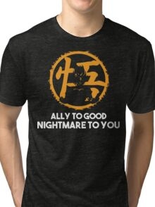 Nightmare to You Tri-blend T-Shirt