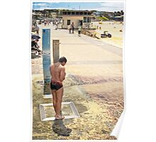 Bondi Moments - Rinse Off Poster