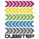 Dubstep arrows (light) by DropBass