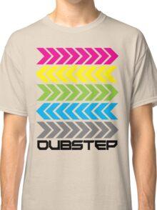 Dubstep arrows (light) Classic T-Shirt