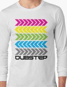 Dubstep arrows (light) Long Sleeve T-Shirt