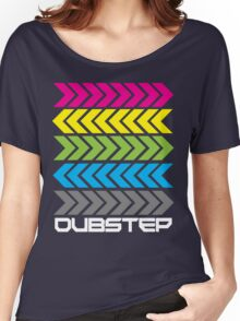 Dubstep arrows (dark) Women's Relaxed Fit T-Shirt