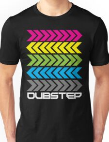 Dubstep arrows (dark) Unisex T-Shirt
