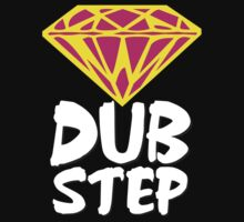 Dubstep Diamond Kids Clothes