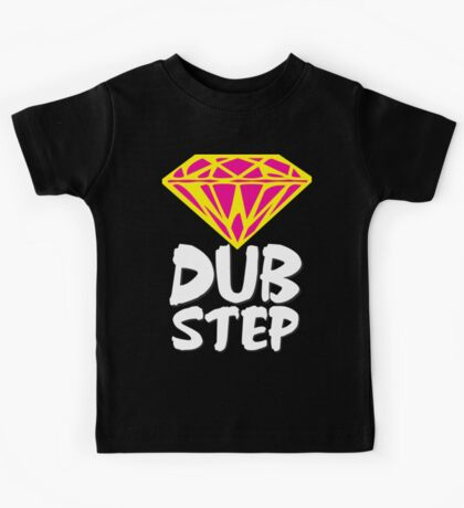 Dubstep Diamond Kids Tee
