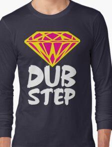 Dubstep Diamond Long Sleeve T-Shirt