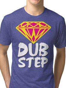 Dubstep Diamond Tri-blend T-Shirt