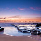 Turimetta Sunrise by Louis Tsai