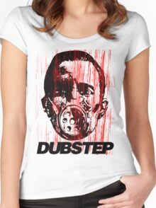 Dubstep Pt. II  Women's Fitted Scoop T-Shirt