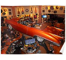 Hard Rock Cafe, Universal Walk Poster