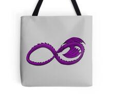 Infinite Purple Dragon  Tote Bag