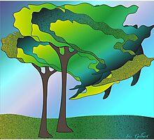 Tree Time Photographic Print