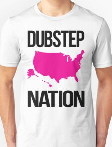 Dubstep Nation  T-Shirt