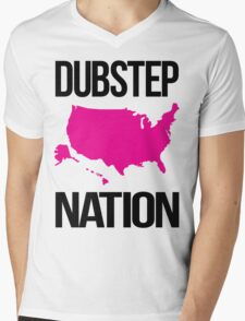 Dubstep Nation  Mens V-Neck T-Shirt