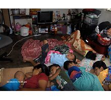 Sleep - Nilarson Photographic Print