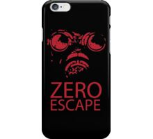 Zero Escape iPhone Case/Skin