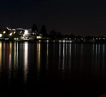 Canberra at night by Richard Cordell