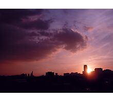 Day's end - Amos  Photographic Print
