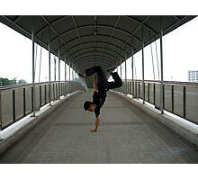 Talent - Amos Photographic Print