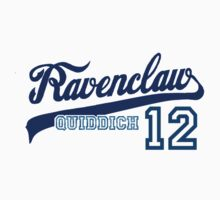 Ravenclaw Quiddich  by blueandbronze