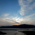 Sunset At Conwy RSPB Reserve by Graham Kidd