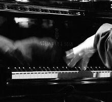 Jazz Hands by Fay  Hughes