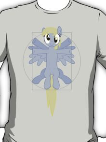 Vitruvian Mare - color T-Shirt