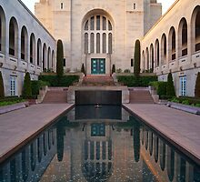 Australian War Memorial, Canberra by Trudi Skinn