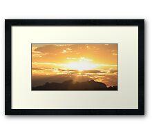 Outback Dreaming Framed Print