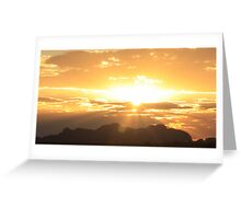 Outback Dreaming Greeting Card