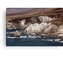 Achill Island Cliffs Canvas Print