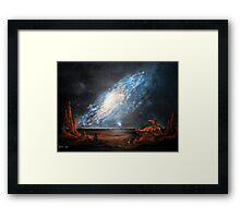 Days of Future Past Framed Print
