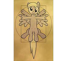 Vitruvian Mare - color Photographic Print