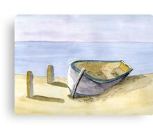 Rest at Shore Canvas Print