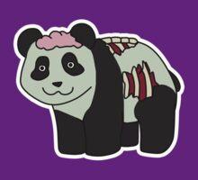 Undead Panda by Lorren Francis
