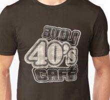 Love 40's Cafe Vintage T-Shirt Unisex T-Shirt