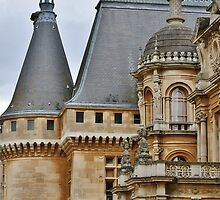 Waddesdon Manor 9 by Astrid Ewing Photography