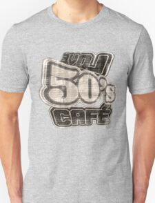 Love 50's Cafe Vintage - T-Shirt T-Shirt