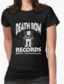 Death Row Records Logo NWA Tee Tupac Snoop Dogg Suge Knight T-Shirt T-Shirt