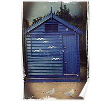 Birds Hut Poster