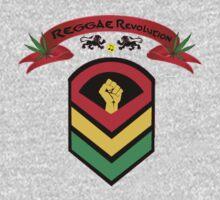 Reggae Revolution by Mohamed Alajmi